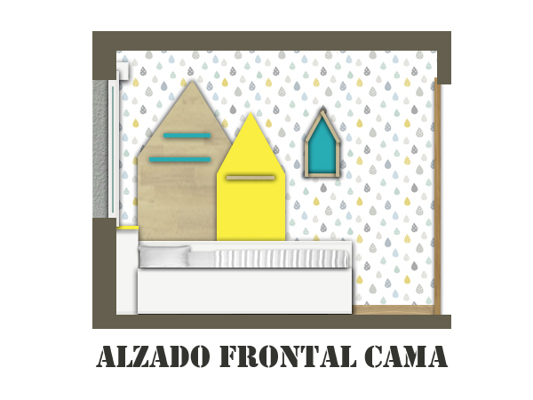ALZADO FRONTAL AITZOL
