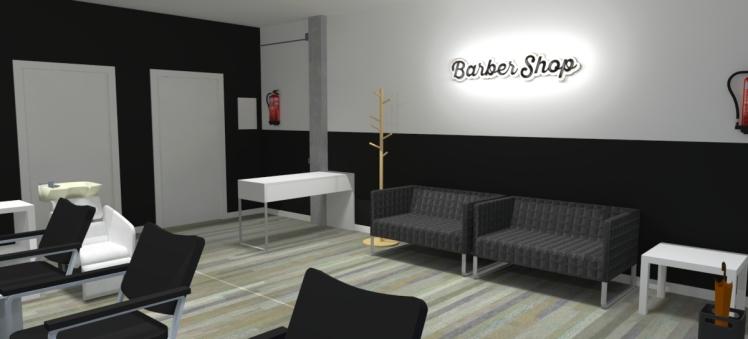 Barbería 3D 03