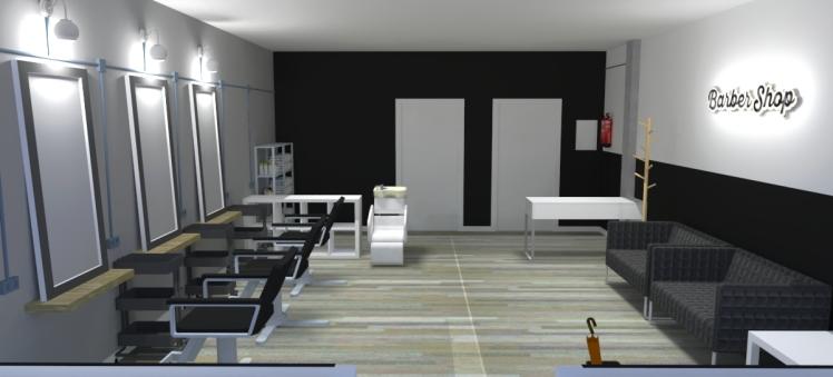 Barbería 3D 04